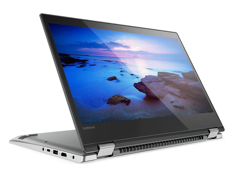 Lenovo Laptop Lenovo Yoga 520 14ikbr 2in1 14 Grey Rolls