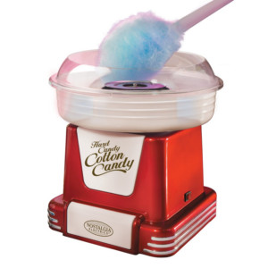 COTTON CANDY MACHINE FLOSS MAKER